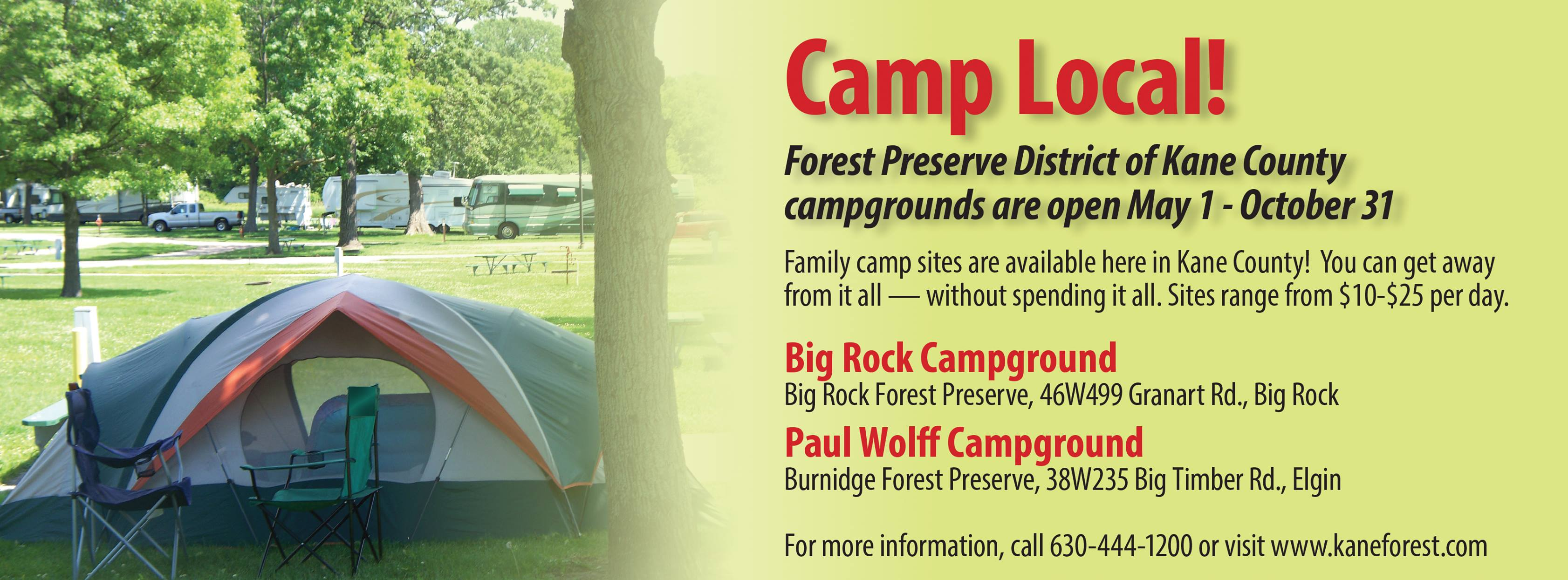 Camp Local!