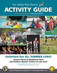 Fox Valley Park District Activity Guide 2014