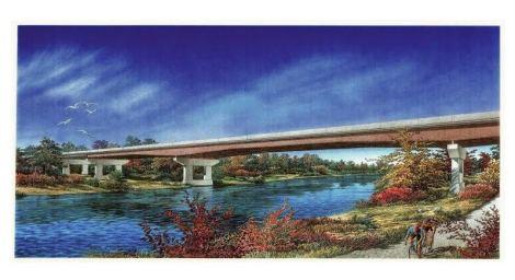 Longmeadow Parkway artist's rendering