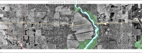 Longmeadow Parkway corridor