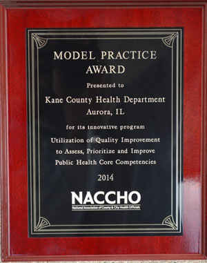 Model Practice Award