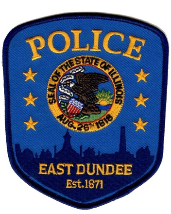 East Dundee Police logo