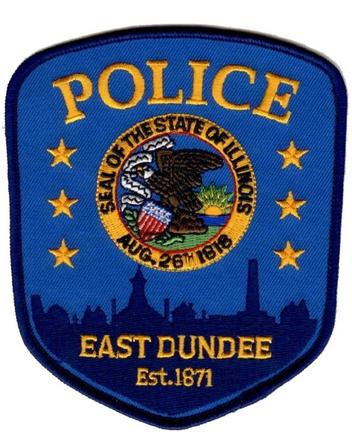 East Dundee Police logo